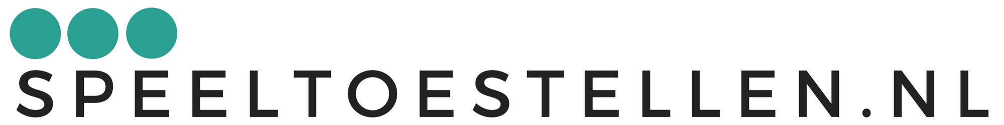 Speeltoestellen - Logo